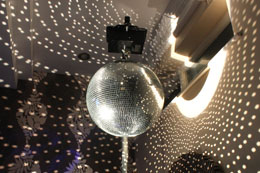 disco ball hire munster